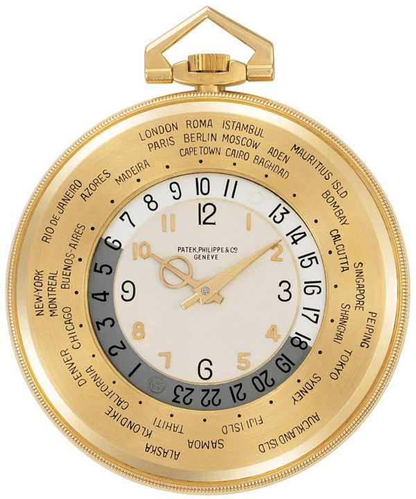 The Patek Philippe Reference 1064