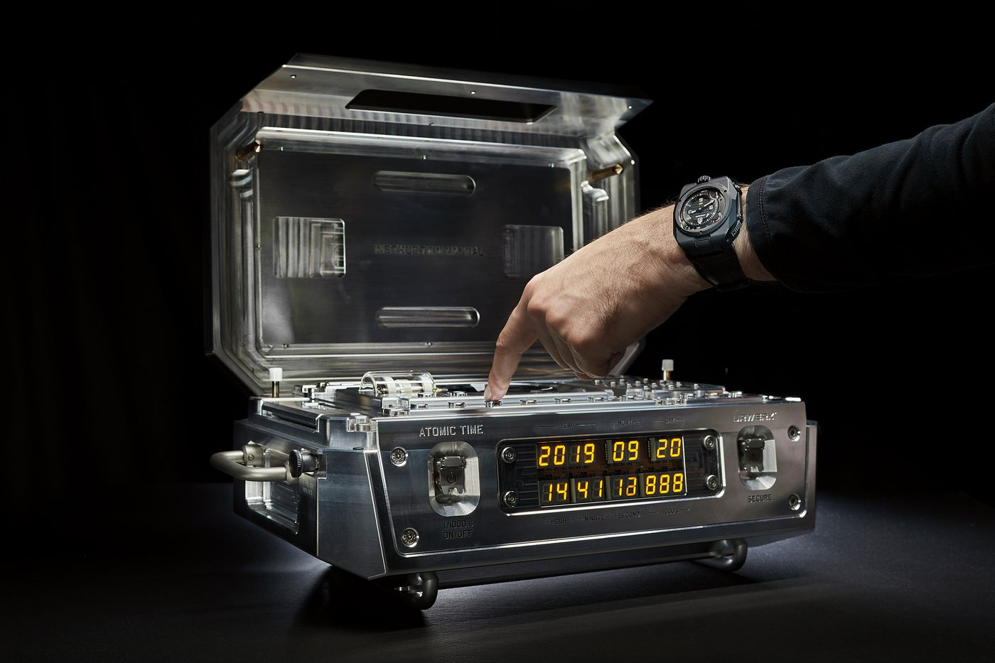With their AMC, Urwerk has created a revolutionary timepiece system that is a milestone in 21st-century horology.  New York specialist Isabella Proia explains.