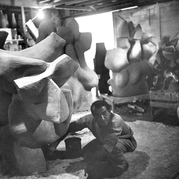 Glenn Adamson examines one of the most important and monumental works by Peter Voulkos, made during the artist's breakthrough years.