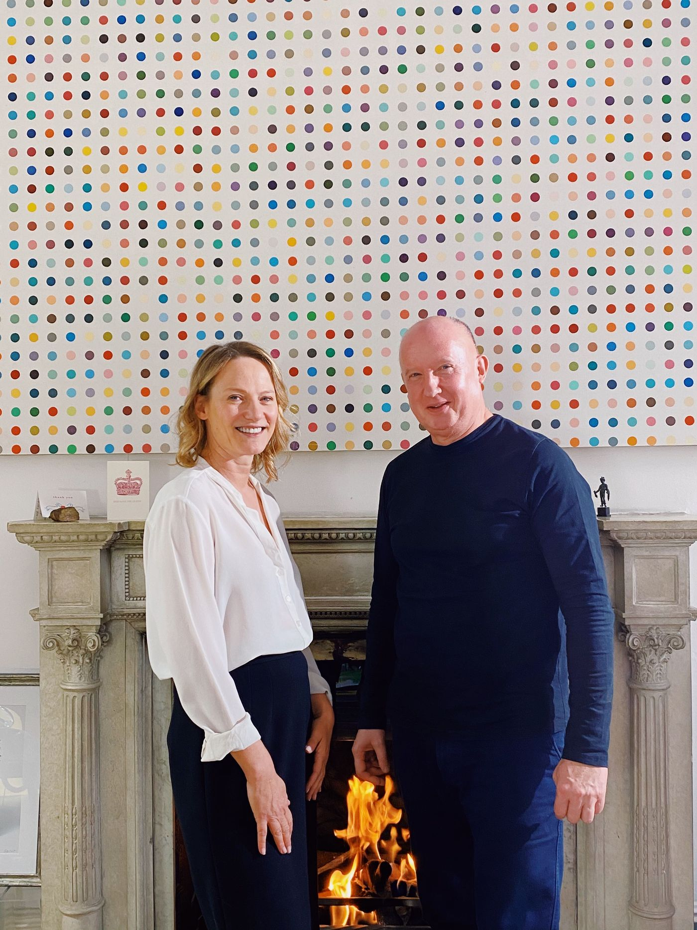 Our Global Chairwoman sat down with longtime friend Robert Tibbles to learn more about his exceptional collection.