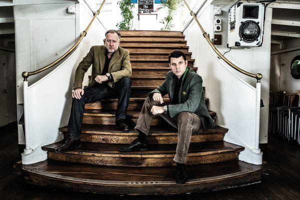 Felix Baumgartner & Martin Frei