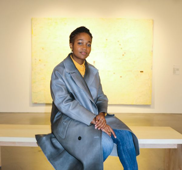 We sat down with the art historian, speaker and influencer for a conversation on her Instagram, her passion for black art and her take on our latest exhibition, 'AMERICAN AFRICAN AMERICAN'.