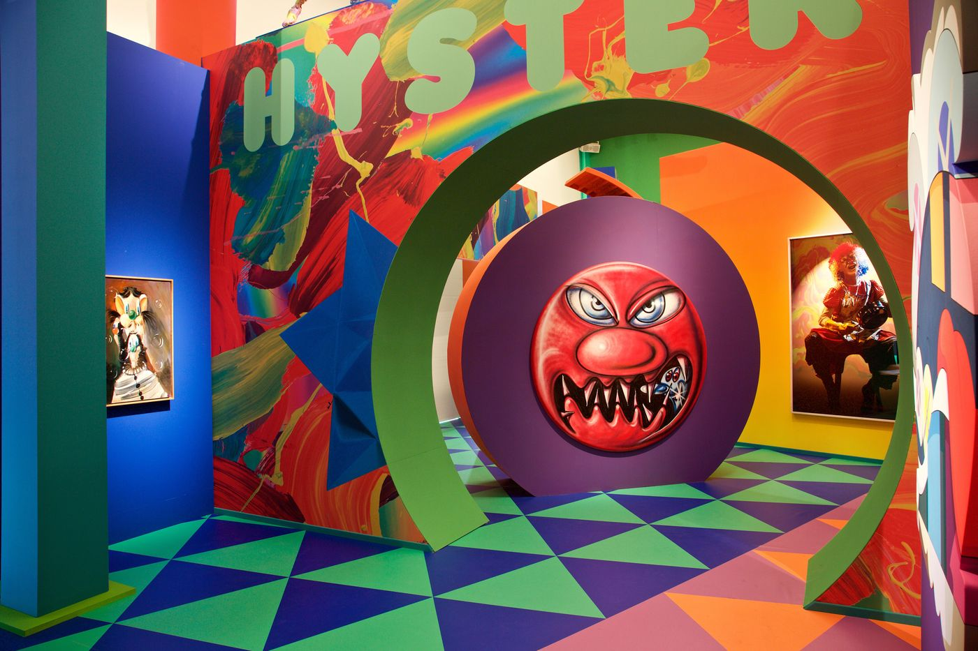 Tour our summer exhibition, HYSTERICAL, in this virtual reality walkthrough from 30 Berkeley Square. On view: Kenny Scharf, Cindy Sherman, Ugo Rondinone, KAWS and Yayoi Kusama.