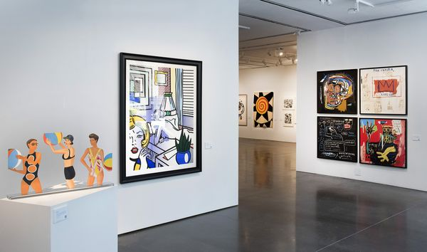 Tour our New York Editions & Works on Paper sale in this virtual reality walkthrough from 450 Park Avenue. On view: Andy Warhol, Roy Lichtenstein, Pablo Picasso, David Hockney, and more.