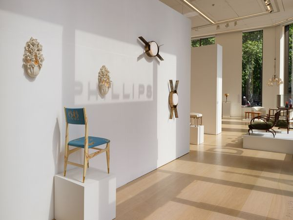 Join us for a virtual walkthrough of our Design auction from 30 Berkeley Square. On view: Jean Royére, Gio Ponti, Carlo Scarpa, Jean Dunand, Ron Arad, and more.