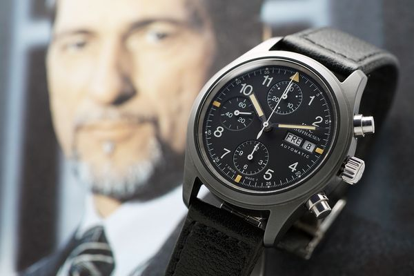 The once unpopular Fliegerchronograph Keramik Ref. 3705 has become a cult classic. Arthur Touchot explains why, and presents what could become the most important ref. 3705.