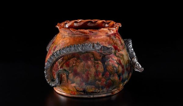 'Arts du Feu: Works from the Collection of Jason Jacques,' a gathering of fin-de-siècle ceramics assembled over decades of assiduous pursuit, comes to market.