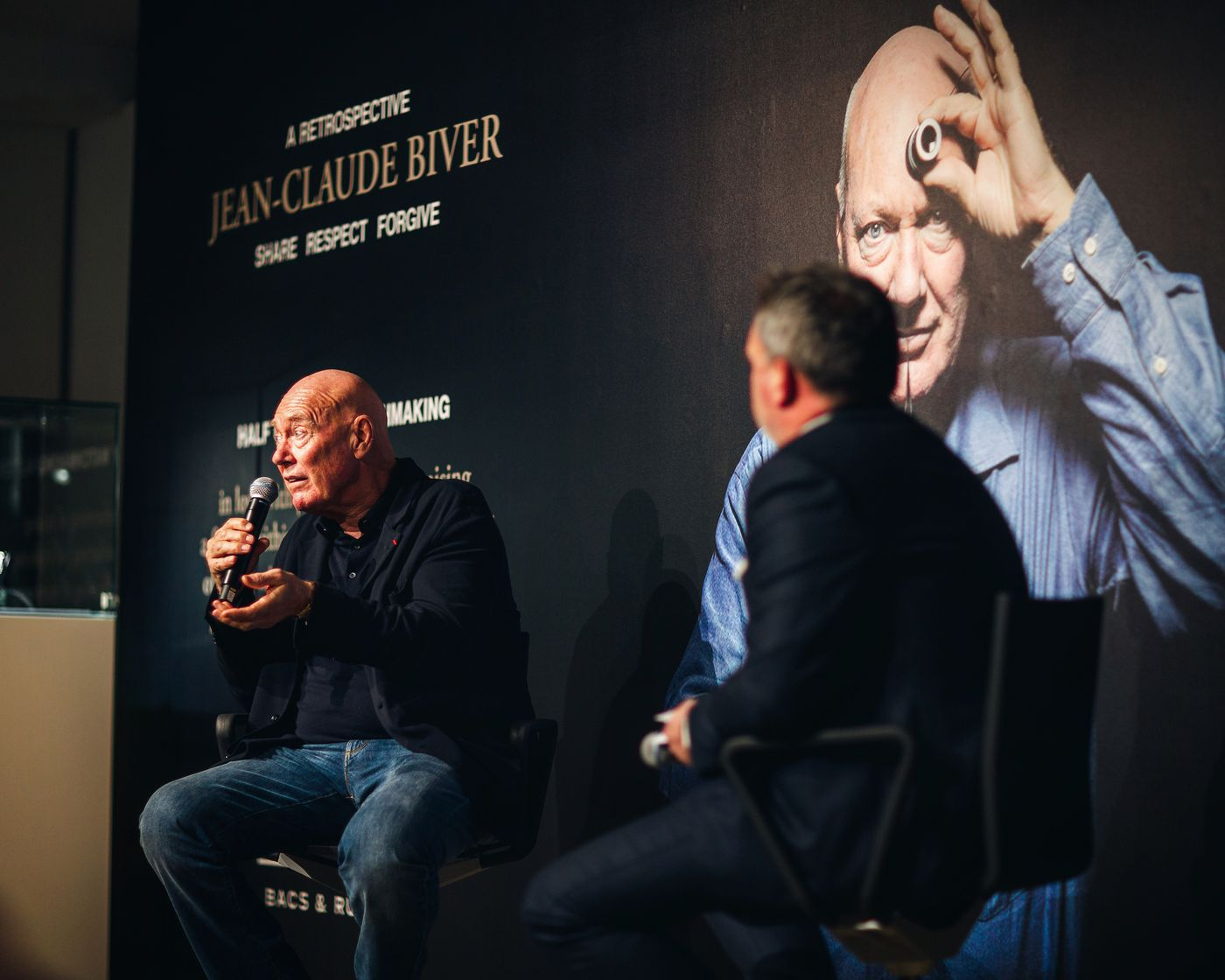Jean-Claude Biver delivered lessons in life, business and watch collecting, during an impassioned panel discussion held in London in which he announced the consignment of four extraordinary Patek Philippe watches from his private collection.