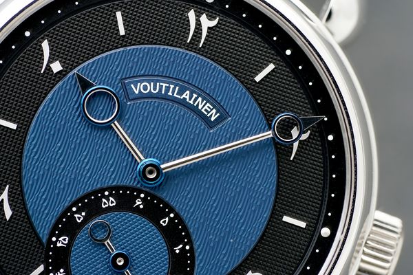 Ahead of the Geneva Watch Auction X, which features a Vingt-8 with two bespoke dials, we sat down with Kari Voutilainen to find out how these are made, where he draws inspiration from, and what challenges this unique craft presents.