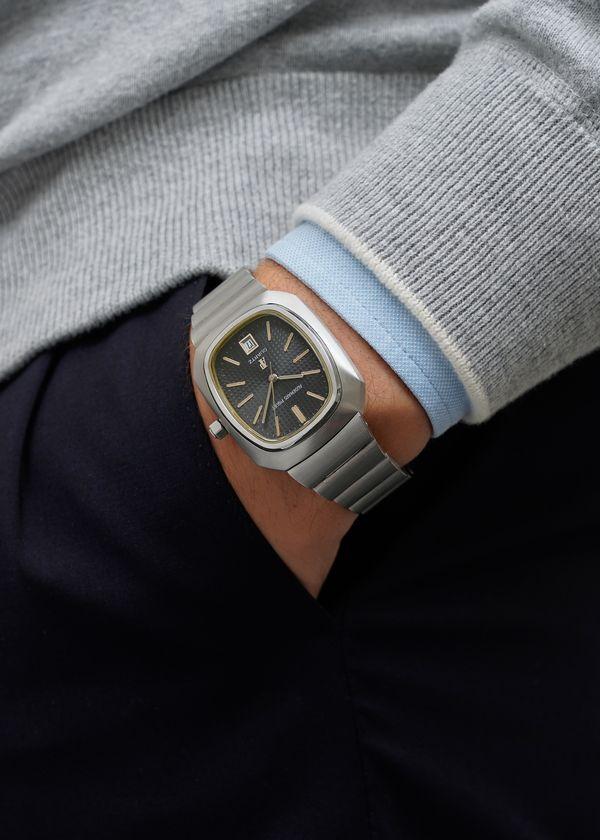 Lot 155 Audemars Piguet Ref 6001 Wristshot