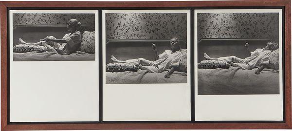 Robert Mapplethorpe's portrait of legendary dealer Holly Solomon captures the photographer's entrée into the art world.