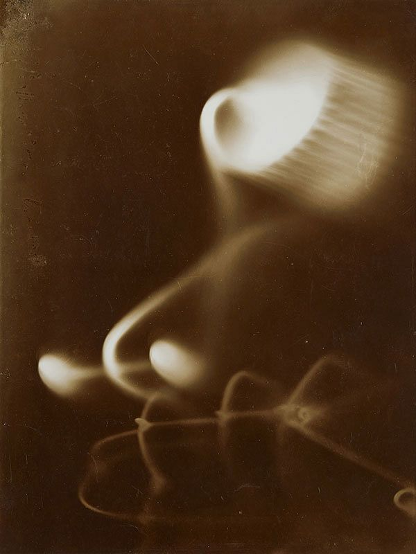 In Phillips' October 7th Photographs auction, an early photogram by László Moholy-Nagy underscores the artist's immense creativity across media.
