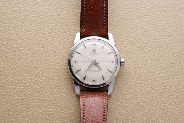 A non-professional Omega Seamaster, from 1958.