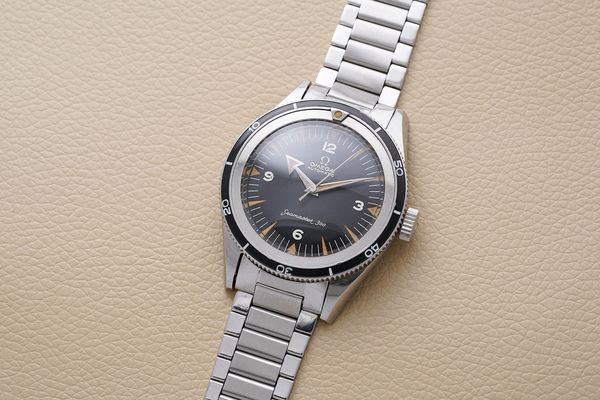 Omega Seamaster 300 Ref 2913-3 for Phillips Geneva Watch Auction Eight