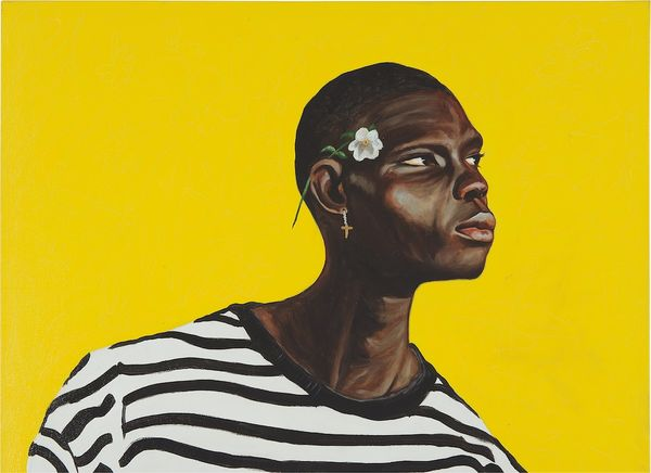 Otis Kwame Kye Quaicoe takes the tradition of painting and propels it into the contemporary.