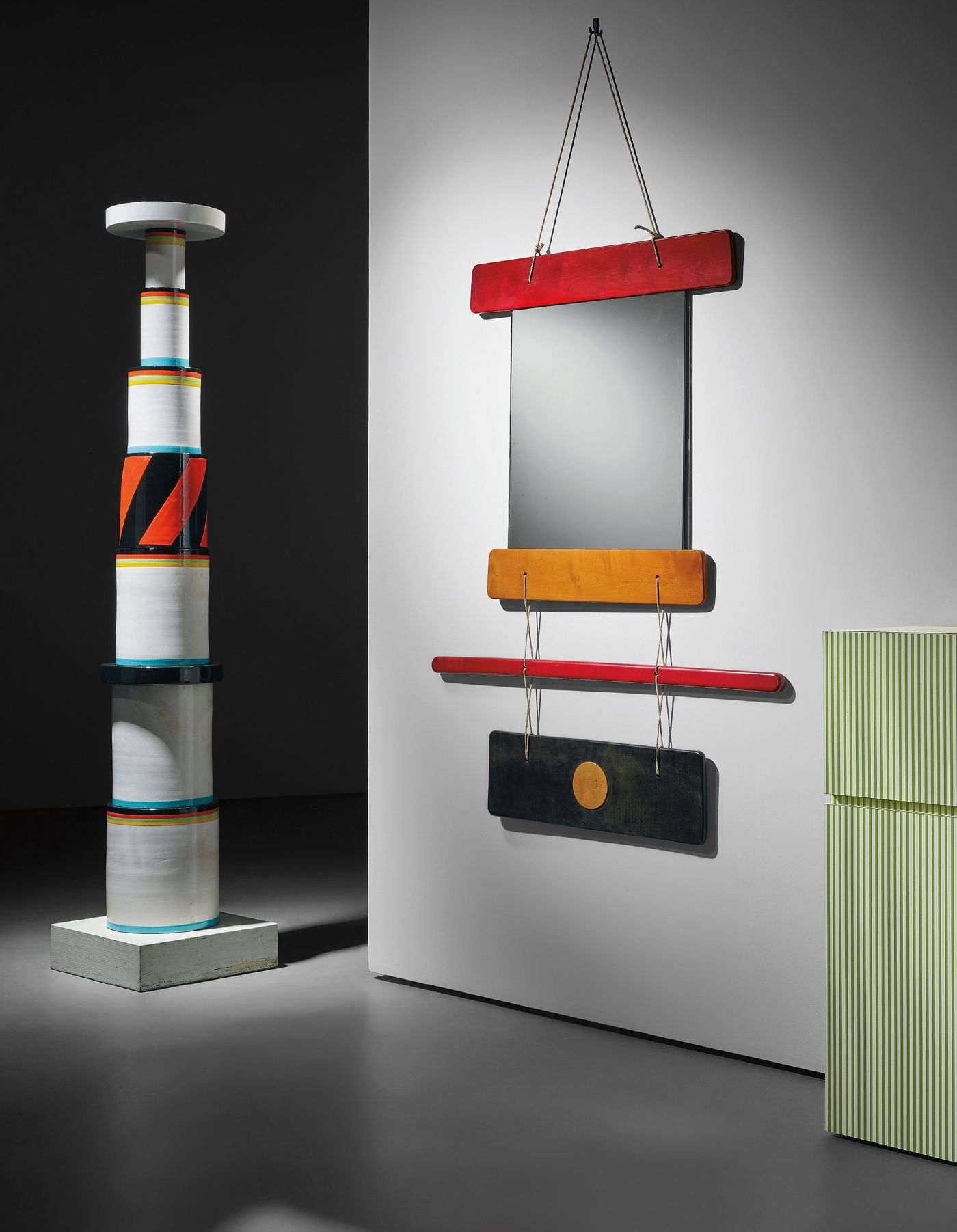 Hear from Fulvio Ferrari and other scholars on a selection of rare, museum-worthy Sottsass furniture and ceramics in our April sale of Important Design.