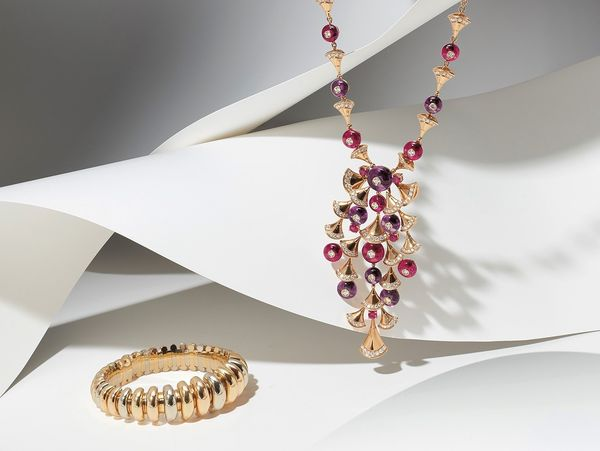 Known for their bold, colorful and distinctly Roman designs, Bulgari remains one of the marquee names in jewelry.