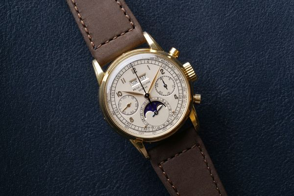 The Watch That Shouldn't Exist, But Totally Does (Three Times Over)