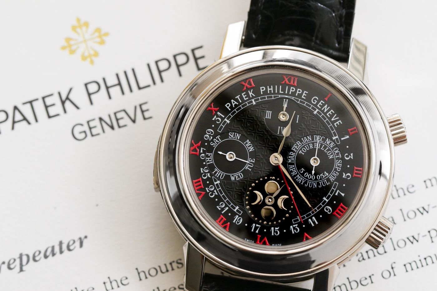 Following an extraordinary spring auction season, marked by the highest result for any watch auction series staged in Asia and the record breaking 100% sold Phillips & Blackbird: SPORTS thematic sale, Phillips in Association with Bacs & Russo, the global market leader in collectors' watches, is delighted to unveil highlights from The Hong Kong Watch Auction: NINE.