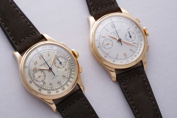 Is the watch market ready for restored watches? An important rose gold Patek Philippe Reference 530 will provide some answers when it goes for sale in May 2018.
