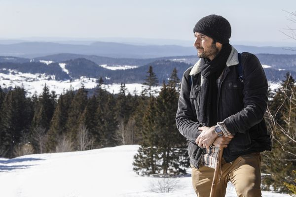Our Head of Digital, Arthur Touchot, explains his controversial watch pick for a day out in the Jura mountains.