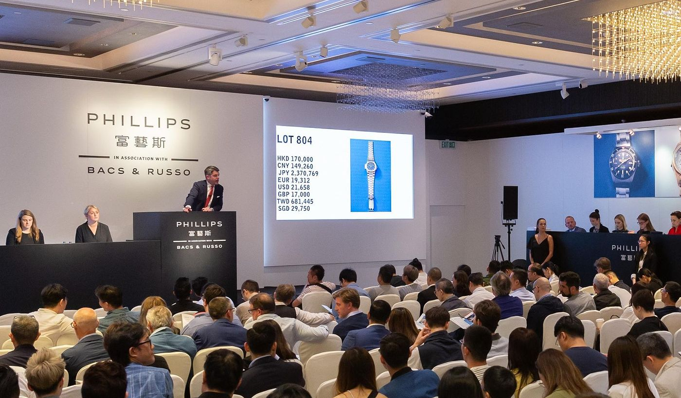 Phillips & Blackbird: SPORTS achieved HK$73 million / US$9.3 million during a historic themed evening sale in partnership with Blackbird. We relive some of the highlights thanks to Milk Magazine's video recap.