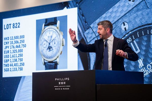 And more record-breaking highlights from around the world, including our first NFT, the highest total for an Editions auction in company history, and the most successful Watch auction ever held.
