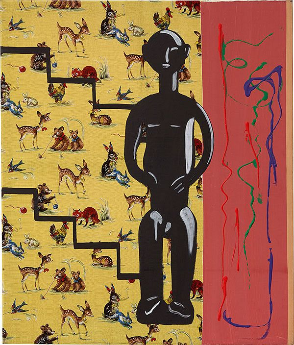 Ekow Eshun explores the deeper meaning of Sigmar Polke's work against the backdrop of post-war art and Modernism's embrace of African art.