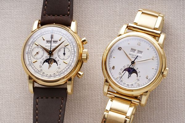 Forever Connected : The Patek Philippe Ref. 2499 and 2497