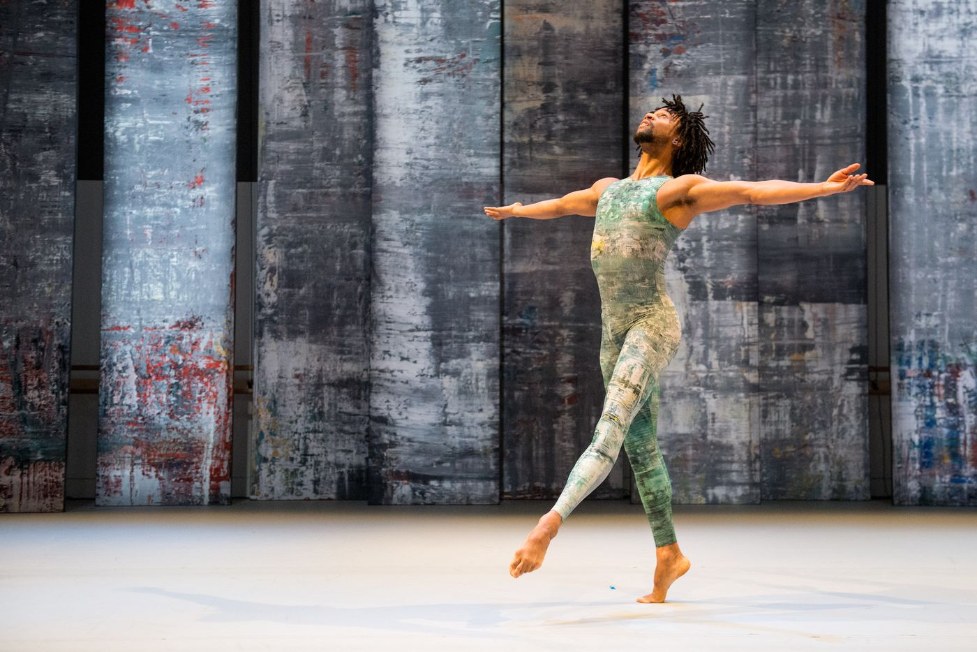 In advance of Rambert taking the stage at Phillips, we sat down with Cunningham protégée Jeannie Steele to talk choreography, creative process and the upcoming performances set to Gerhard Richter's iconic paintings.