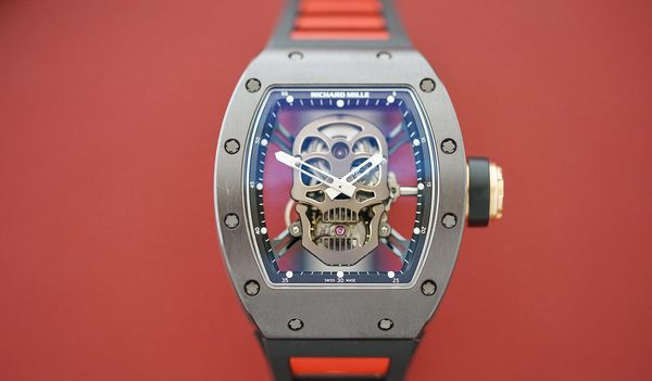 Richard Mille isn't the first to tackle the skull motif, but few have committed to it as boldly as the independent watchmaker. Arthur Touchot explains horology's fascination with death.