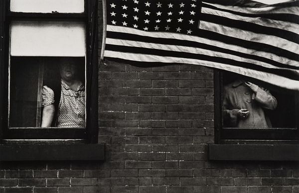 This choice selection of Robert Frank photographs showcases his iconic work from 'The Americans.'
