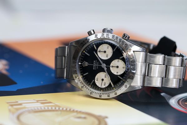 Our New York-based specialist Isabella Proia looks at two of the earliest chronographs to bear the Daytona name on their dials, made during the first few years following the model's introduction in 1963.
