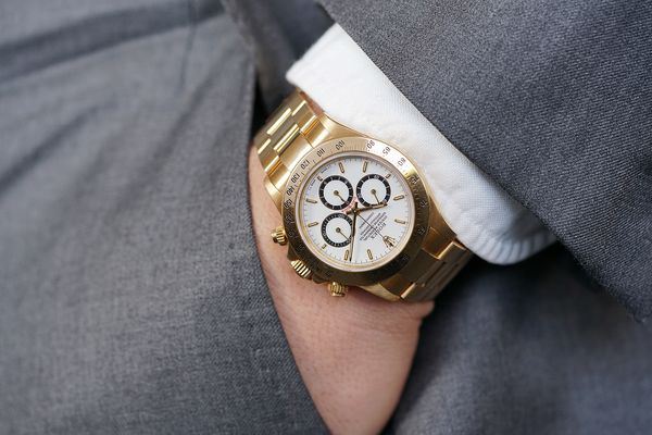 We asked the team who put together The Hong Kong Watch Auction: SEVEN to reveal some of their favorite watches from the sale. Here are the watches they chose.