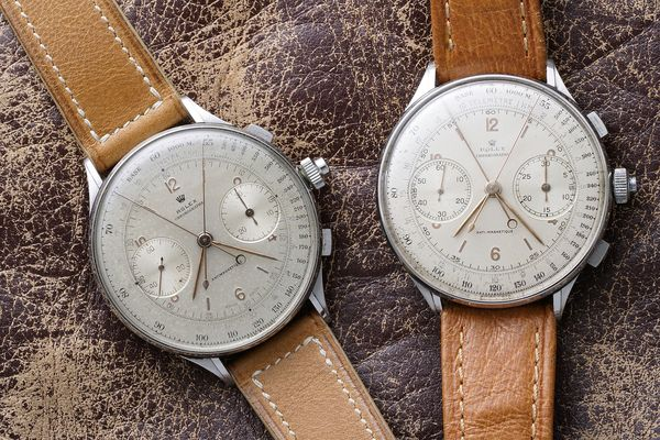 Seeing double? Not quite. We discuss the (subtle) variations between two Rolex Reference 4113.