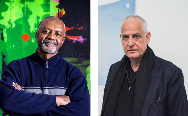 On the occasion of the sale of Kerry James Marshall's 'Untitled (Blanket Couple)', 2014, and Luc Tuymans' 'Model', 2012, we explore the fruitful dialogue between two of the most important painters of their generation.
