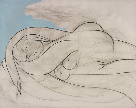 This season in London, we present a masterpiece from Pablo Picasso's 1932 series depicting his muse Marie-Thérèse Walter as a reclining odalisque. Curator and art historian Charles Stuckey provides an in-depth look at the painting's astonishing intimacy and power.