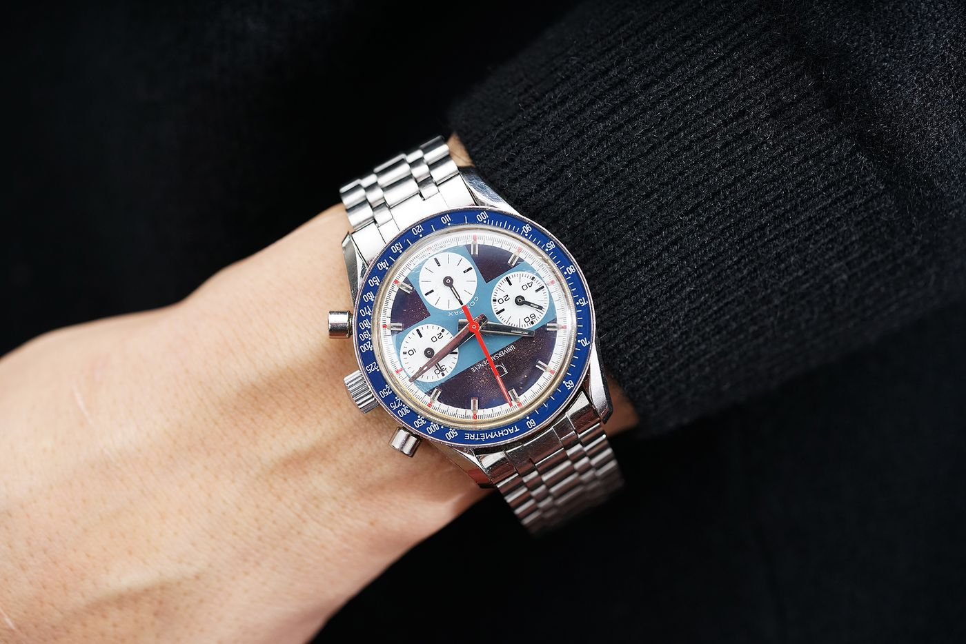 We asked our New York specialists to highlight some of the watches from GAME CHANGERS ahead of the auction on 10 December. Here are the six they picked.