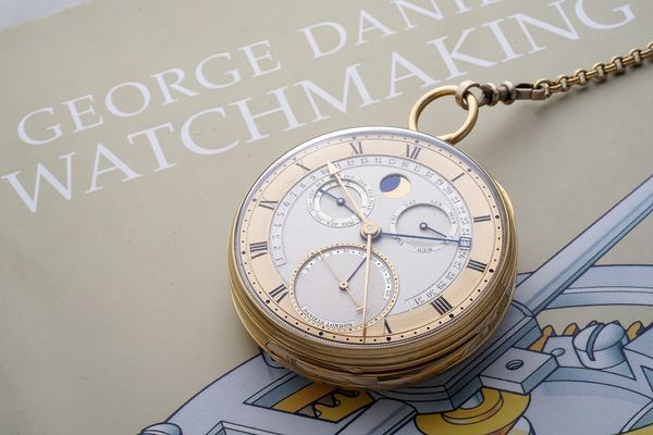 The George Daniels Grand Complication Pocket Watch on Watchmaking