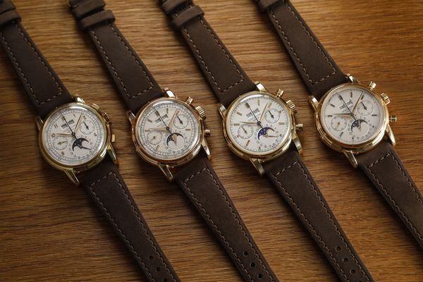 Patek Philippe's Ref 1518 was a ground-breaker. But the Swiss powerhouse didn't leave it there....