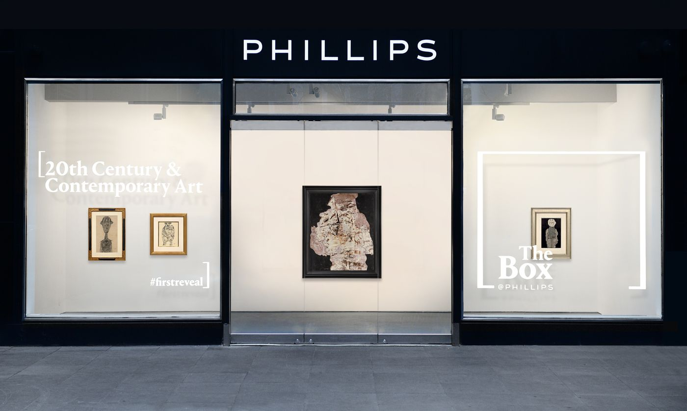 Each Friday through 19 April, we're unveiling works from our upcoming 20th Century & Contemporary Art Day & Evening Sales in New York. Next up in the Box @ Phillips, we're highlighting four mid-century masterworks by Jean Dubuffet.