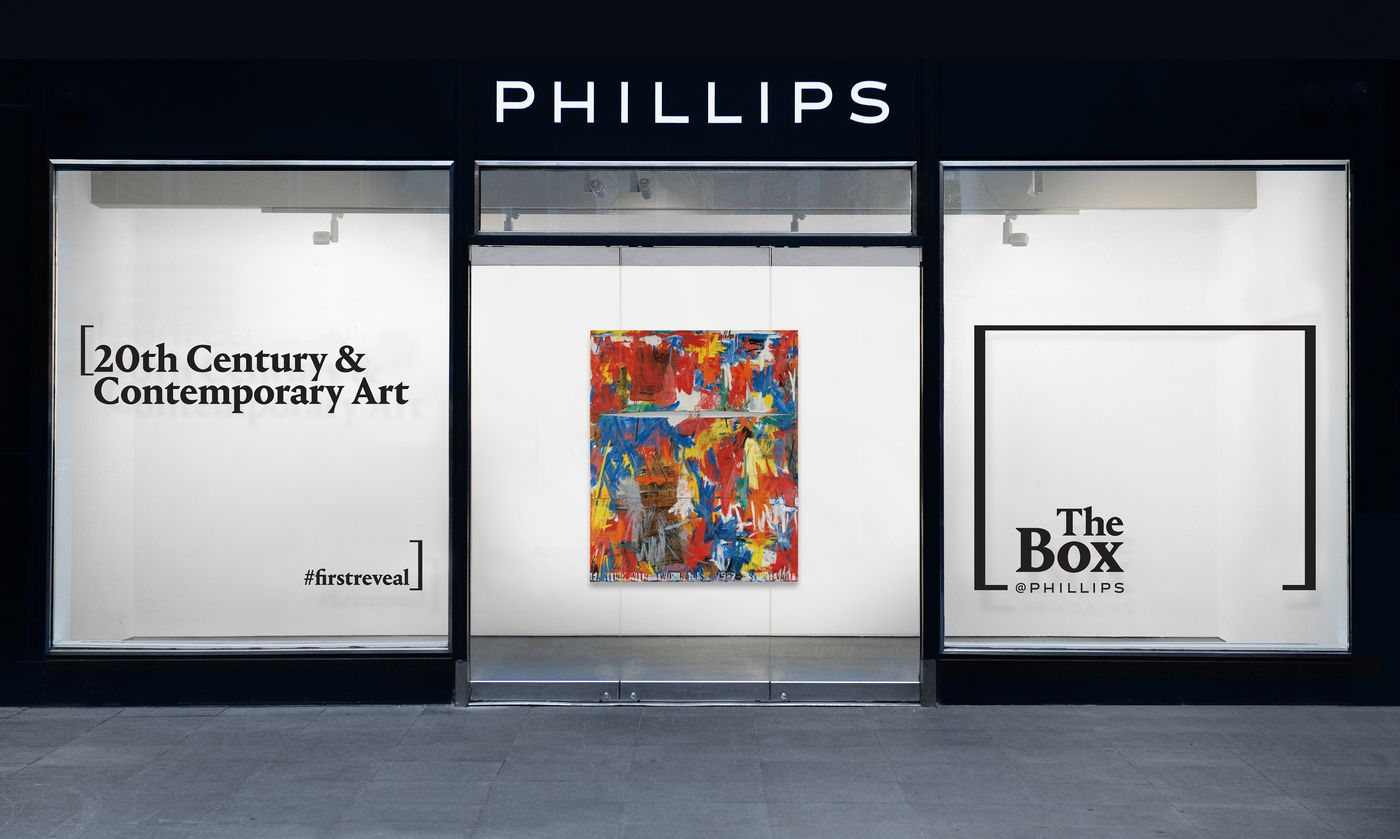Each Friday, we'll be unveiling works from our upcoming 20th Century & Contemporary Art Evening Sale in New York. Next up in the Box @ Phillips, we're highlighting a Sturtevant painting based on a playful work by Jasper Johns.