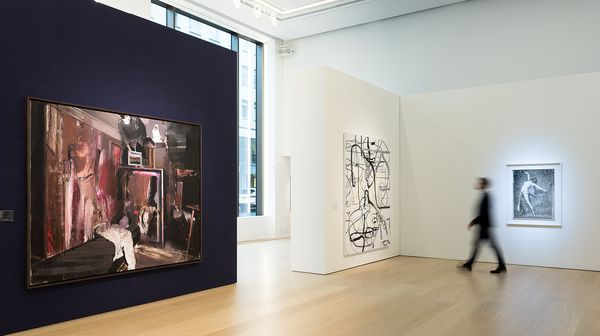 Tour our London galleries in this virtual reality walkthrough and explore works from our 20th Century & Contemporary Art Evening and Day sales at Berkley Square.