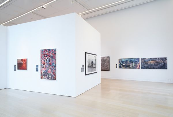 Tour our London Photographs sale in this virtual reality walkthrough from 30 Berkeley Square. On view: Peter Beard, Gregory Crewdson, Diane Arbus, Richard Avedon, Pieter Hugo, and more.