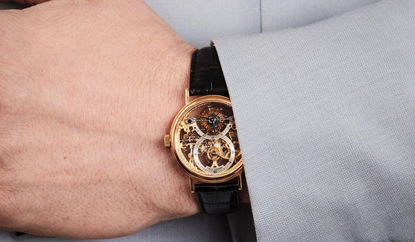 Phillips teamed up with the style experts at Mr Porter and The Rake to see how they'd wear some of the best pieces from our upcoming New York watches auction on 5 December.
