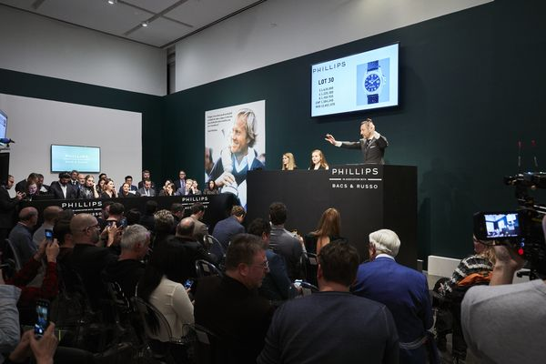"""The Watches team at Phillips in Association with Bacs & Russo reflects on how they managed to maintain momentum throughout 2019, with multiple new world records and two """"white glove"""" auctions."""