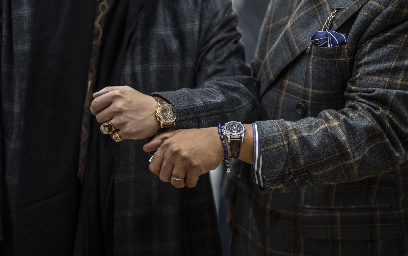The Watches team at Phillips in Association with Bacs & Russo reflects on how they managed to maintain momentum throughout 2018 after smashing auction records, again and again, the previous year.