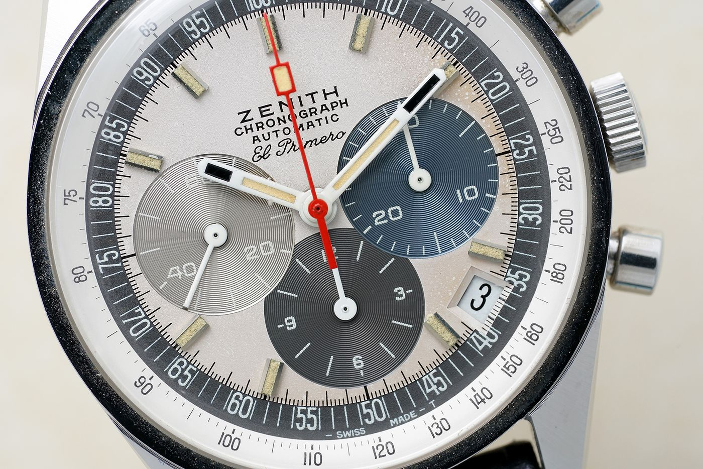 Much like the stop-start nature of the mechanism that powers Zenith's iconic chronograph, the story of the El Primero is one animated by a sequence of new beginnings. Fifty years after its launch, we revisit some of the defining moments of this beloved chronograph.