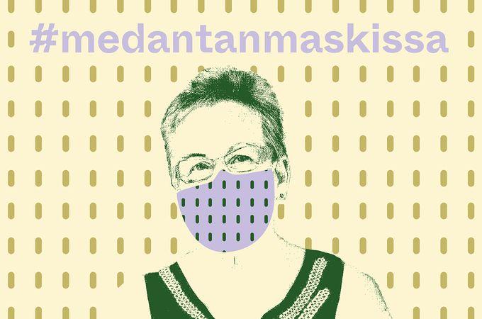 Kaisu Jokinen Medantan maskissa