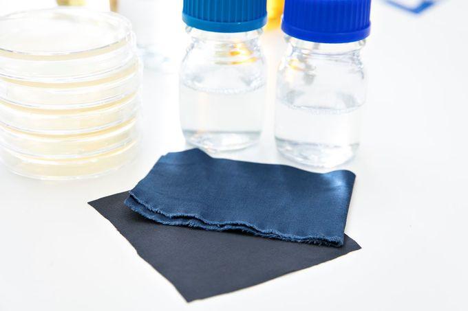   Opiskelijat vertasivat Medantan toimittamia antimikrobisia kankaita käsittelemättömään näytekankaaseen. Kun bakteeripesäkemäärät laskettiin kaikista, saatiin tulokset, että Medanta Flex -kangas torjui bakteeria 99,8-prosenttisesti.